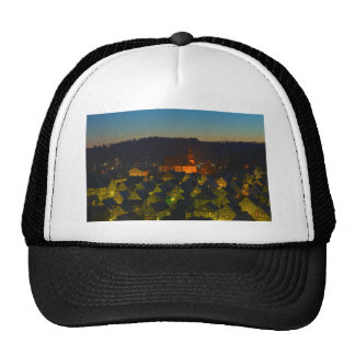 Freudenberg old marks trucker hat