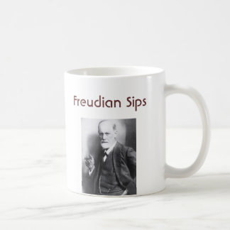 """""""Freudian Sips"""" - Mug"""