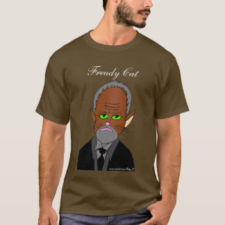 Freudy Cat T-Shirt