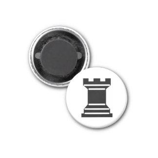 Freux de ~ d'aimant de réfrigérateur des échecs 1- magnet carré 2,50 cm