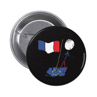 Frexit 2 Inch Round Button