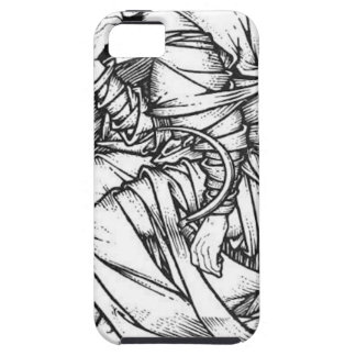 Frey seated on the throne of Odin iPhone 5 Cases