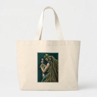 Freya by David Barlow Jumbo Tote Bag