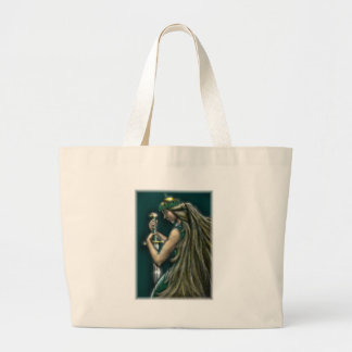Freya by David Barlow Large Tote Bag