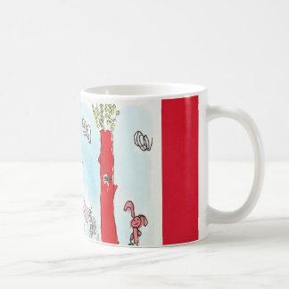 Freya Drawing Mug