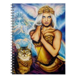 Freya Notebook