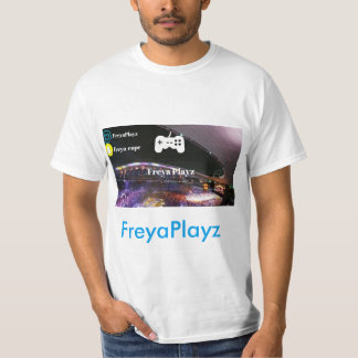 FreyaPlayz Youtube T-Shirt