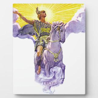 Freyr Display Plaques
