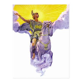 Freyr Postcard