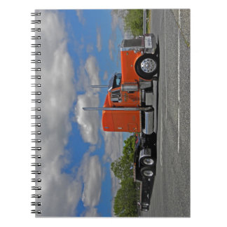 Frey's Peterbilt 379 Notebook