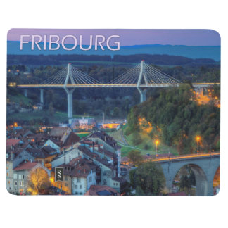 Fribourg city, Switzerland Journal