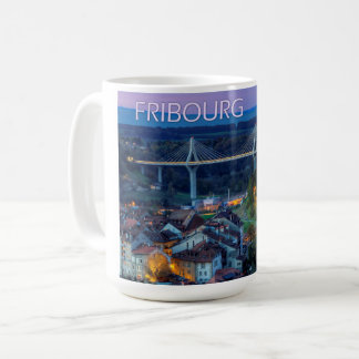 Fribourg, Switzerland Coffee Mug