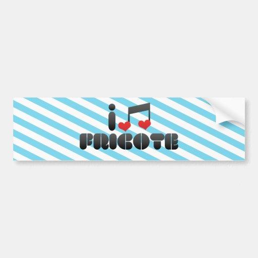 Fricote Bumper Stickers