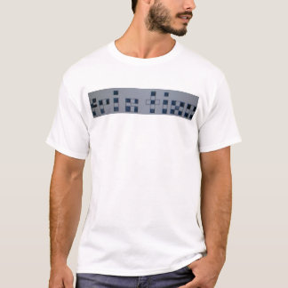 friction checkered T-Shirt