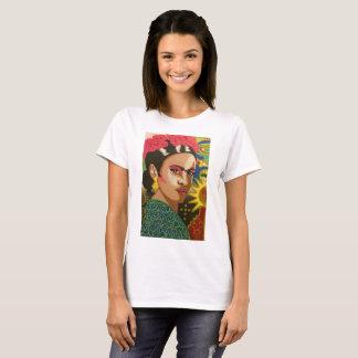 Frida by Jesse Raudaels T-Shirt