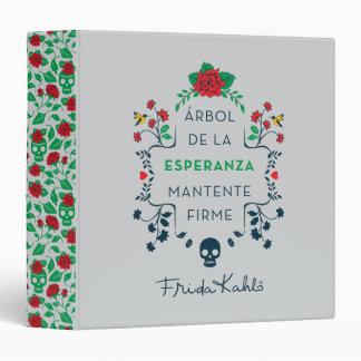 Frida Kahlo | Árbol De La Esperanza 3 Ring Binders