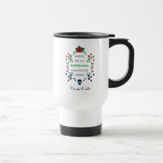Frida Kahlo | Árbol De La Esperanza Travel Mug