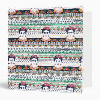 Frida Kahlo | Aztec 3 Ring Binder