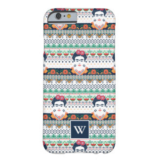 Frida Kahlo | Aztec Barely There iPhone 6 Case