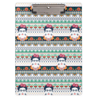 Frida Kahlo | Aztec Clipboard