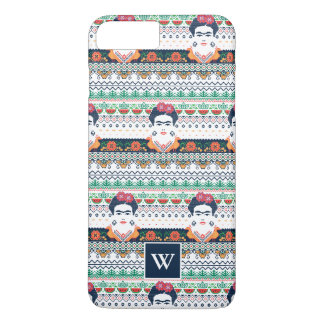 Frida Kahlo | Aztec iPhone 8 Plus/7 Plus Case