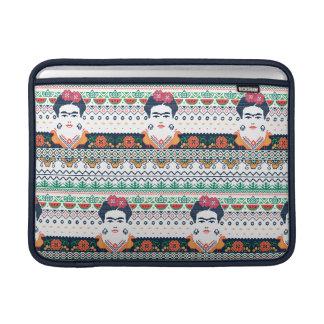 Frida Kahlo | Aztec MacBook Air Sleeves