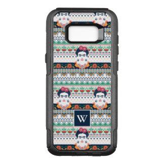 Frida Kahlo | Aztec OtterBox Commuter Samsung Galaxy S8+ Case
