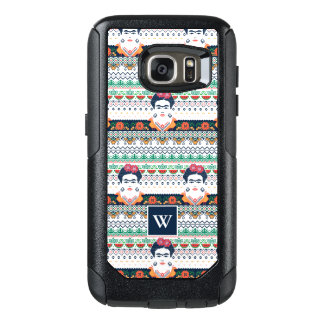 Frida Kahlo | Aztec OtterBox Samsung Galaxy S7 Case