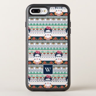 Frida Kahlo | Aztec OtterBox Symmetry iPhone 8 Plus/7 Plus Case