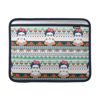 Frida Kahlo | Aztec Sleeve For MacBook Air