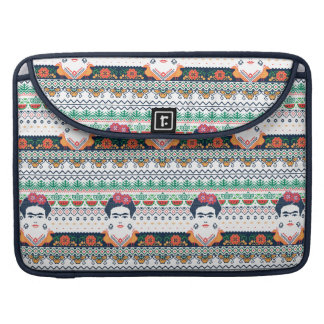 Frida Kahlo | Aztec Sleeve For MacBooks