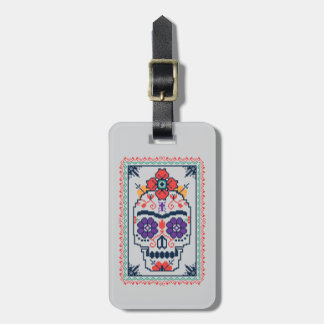 Frida Kahlo | Calavera Luggage Tag