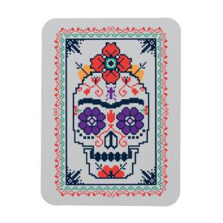Frida Kahlo   Calavera Magnet