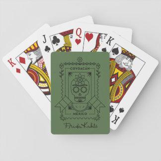 Frida Kahlo | Coyoacán Playing Cards
