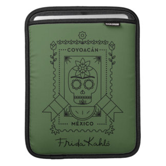 Frida Kahlo | Coyoacán Sleeves For iPads