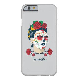 Frida Kahlo   El Día de los Muertos Barely There iPhone 6 Case