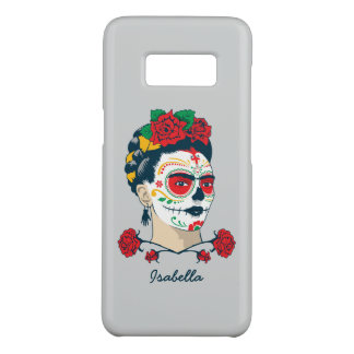Frida Kahlo | El Día de los Muertos Case-Mate Samsung Galaxy S8 Case