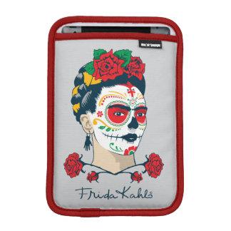 Frida Kahlo | El Día de los Muertos iPad Mini Sleeve