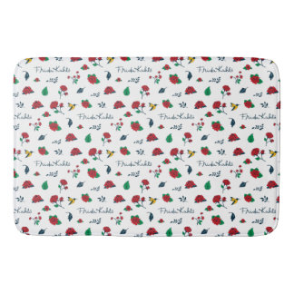 Frida Kahlo | Heart of Mexico Bath Mat