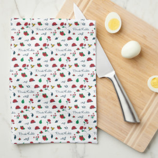 Frida Kahlo | Heart of Mexico Kitchen Towel