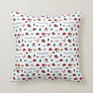 Frida Kahlo | Heart of Mexico Throw Pillow