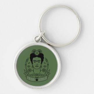 Frida Kahlo | Heroína Keychain