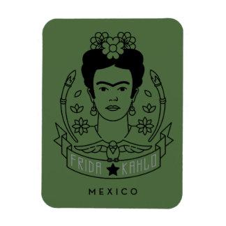 Frida Kahlo   Heroína Magnet