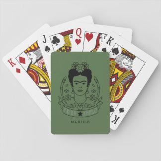 Frida Kahlo | Heroína Playing Cards