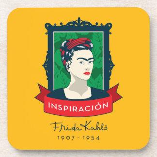 Frida Kahlo | Inspiración Coaster