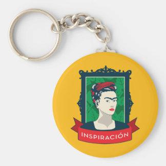 Frida Kahlo | Inspiración Keychain
