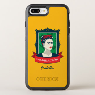 Frida Kahlo | Inspiración OtterBox Symmetry iPhone 8 Plus/7 Plus Case