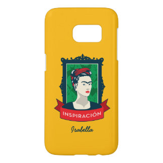 Frida Kahlo | Inspiración Samsung Galaxy S7 Case