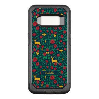 Frida Kahlo | Life Symbols OtterBox Commuter Samsung Galaxy S8 Case