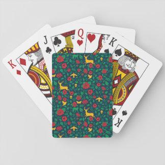 Frida Kahlo | Life Symbols Playing Cards